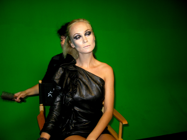 in make-up
