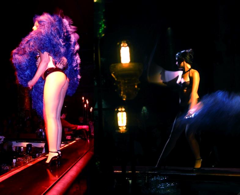 Burlesque show @ Edison