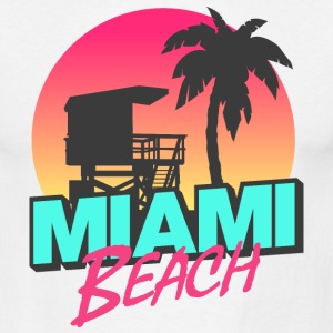 miami-beach-t-shirt-homme